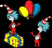 Happy Birthday Dr. Seuss!