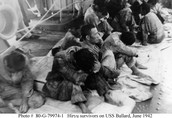 Hurt Japanese Soldiers