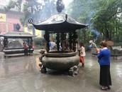Buddhist Worshipping
