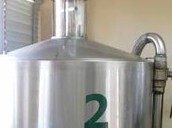 Stainless steel separator