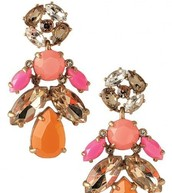 Pop Geo Earrings - SOLD