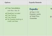 Hotel Reservation Details