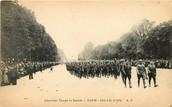 AEF Arrives in Paris - July Treaty of Brest-Litovsk - 1918