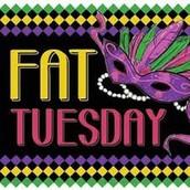 Fat Tuesday Bake Sale!