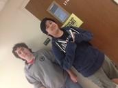 Matt & Evan