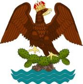 Iturbide's monarchy flag