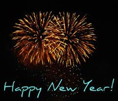 Happy New Year!  Great News for the New Year!