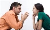 Proxemics= Close Relationship