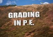 Grading in P.E.