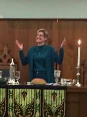 Reception to Honor Pastor Leigh
