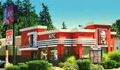 Come to our shop they are all over the place just google the closet one to you and come on down to the awesome KFC