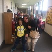 1st Grade Going to Visit Ellsworth