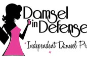 Damsel in Defense - Kristen Stormes