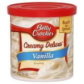 Betty Crocker Rich & Creamy Frosting