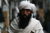 After the events of 9/11, all Muslim men with long beards were suspected to be terrorists and were held in airport security longer to perform searches.