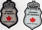 Decals, patches and Lapel Pins
