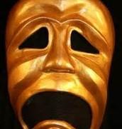 Tragedy Mask