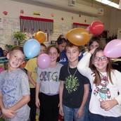 4th Grade Experiment