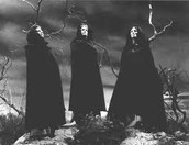 The Witches: The Weird Sisters