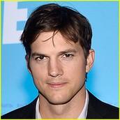 """Ashton Kutcher as """"Claudio"""""""