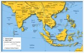 map of ancient South Asia