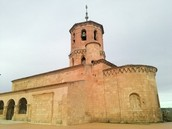 THE CURCH OF SAN MIGUEL