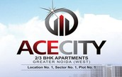Get Residential Property in Ace City at Greater Noida (West) UP; India
