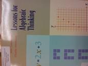 Lessons in Algebraic Thinking