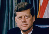 About John F. Kennedy's life