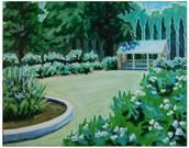 June 10 at 6:30: Paint Your Garden