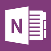 Benefits of OneNote...