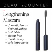 Beautycounter's new lengthening mascara will change your lash game.