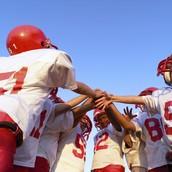 2014 Lenape Football Speed Camp