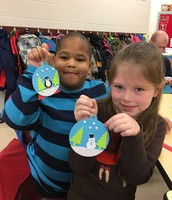 Look at our ornaments!