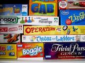NEW! Board Game Raffles!