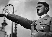 Hitler giving orders