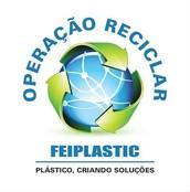 10 Toneladas de plásticos foram doadas  para reciclagem na Feiplastic 2015