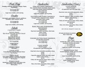 Check Out Our Delicious Menu Items