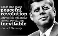 John F .Kennedy