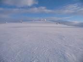 tundra land bridge