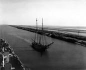 Suez Canal 1869