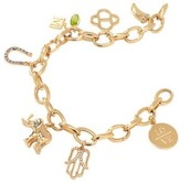 Check out a completed charm bracelet look!