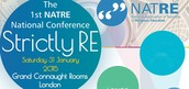 Strictly NATRE- 1st national NATRE conference