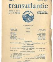 Transatlantic Review