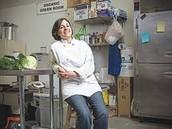 Annmarie Cantrell, Cucina Verde