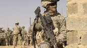 The War in Iraq/ Afghanistan War