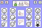 Tableros de letras, palabras, imágenes o símbolos