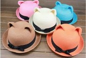 Gorras de pastel