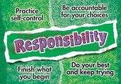 CharacterCounts! RESPONSIBILITY