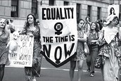 """""""Equality. The Time Is Now"""""""